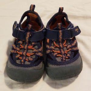 Toddler boy's sandals